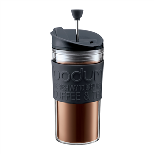 Termokrūze Travel Press, Bodum / 0,35 L