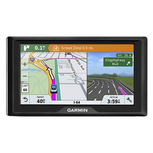 GPS navigācija DriveSmart 51 LMT-S, Garmin