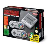 Spēļu konsole SNES Classic Mini, Nintendo + 21 spēle