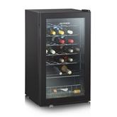 Wine storage cabinet Severin (capacity: 33 bottles)