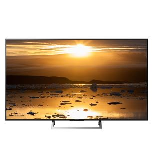 55 Ultra HD LED LCD televizors, Sony