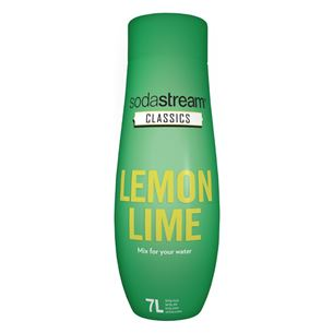 Sīrups Lemon Lime 440ml, Soda Stream