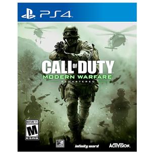 Spēle priekš PlayStation 4, Call of Duty 4: Modern Warfare Remastered