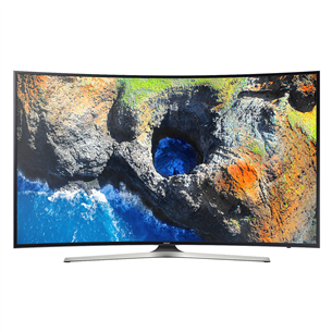 65 Ultra HD Curved LED televizors, Samsung