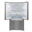 Ledusskapis Side-by-Side NoFrost, Hisense / augstums: 178 см