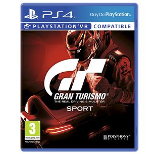 Spēle priekš PlayStation 4, Gran Turismo Sport