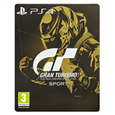 Spēle priekš PlayStation 4 Gran Turismo Sport Steelbook Edition
