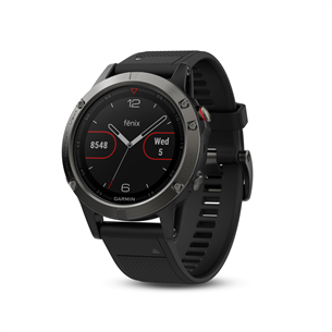 Multisporta GPS pulkstenis FENIX 5, Garmin