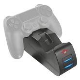 Uzlādes stacija Duo Charging Dock GXT 245 priekš DualShock 4, Trust