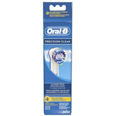 Replacement brush heads for electric toothbrush Oral-B Precision Clean