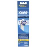 Rezerves zobu birstes uzgaļi Precision Clean, Oral-B