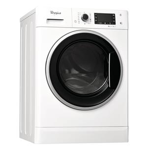 Veļas mazgājamā mašīna ar žāvētāju, Whirlpool / 1600 apgr./min