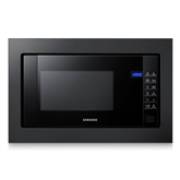 Built - in microwave with grill Samsung / capacity: 23 L