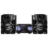 Mūzikas sistēma SC-AKX660E-K, Panasonic