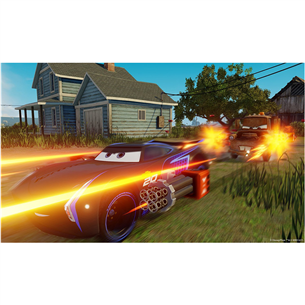 Switch game Cars 3: Driven to win