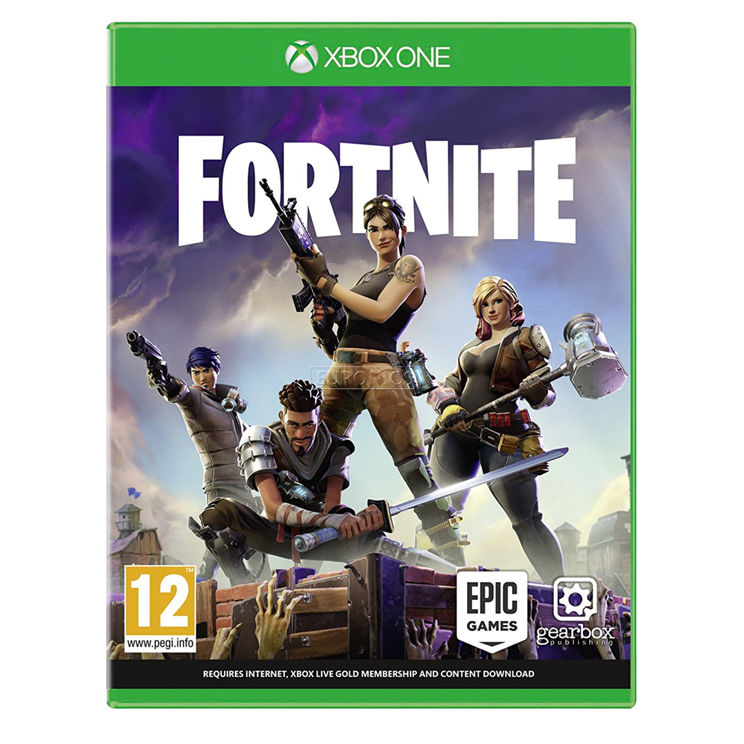 X Box 1 Games : Xbox one game fortnite