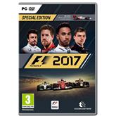 Spēle priekš PC, F1 2017 Special Edition