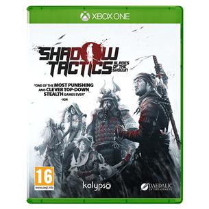 Spēle priekš Xbox One, Shadow Tactics: Blades of the Shogun