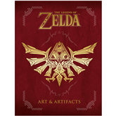 Книга The Legend of Zelda: Art & Artifacts