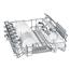 Iebūvējama trauku mazgājamā mašīna, Bosch / 12 komplektiem