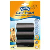 Maisiņi suņu ekskrementu savākšanai, Swirl (36 gab)
