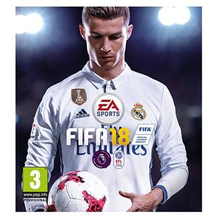 Spēle priekš PlayStation 3, FIFA 18