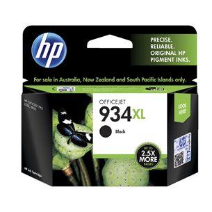 Tintes kārtridžs 934XL, HP / melna
