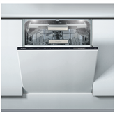 Built-in dishwasher Whirlpool / 14 place settings