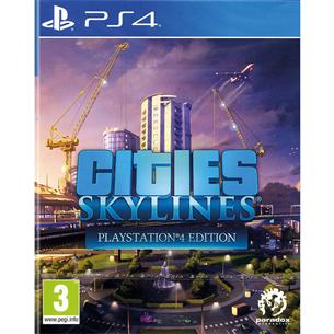 Spēle priekš PlayStation 4, Cities: Skylines