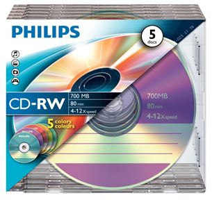 CD-R 700MB, Philips / 1 шт
