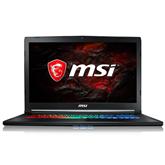 Portatīvais dators GP72MVR Leopard Pro, MSI