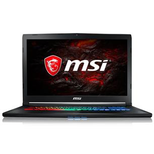 Portatīvais dators GP72M Leopard Pro, MSI