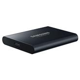 Ārējais SSD cietais disks T5, Samsung / 1 TB