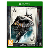 Spēle priekš Xbox One, Batman: Return to Arkham