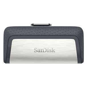 USB zibatmiņa ULTRA DUAL DRIVE USB TYPE-C, SANDISK / 64GB