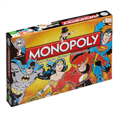 Board game Monopoly - DC Comics