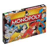 Настольная игра Monopoly - DC Comics