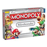 Galda spēle Monopoly - Nintendo, Hasbro