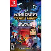 Spēle priekš Nintendo Switch, Minecraft Story Mode - Complete