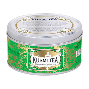 Tēja Gunpowder green tea, Kusmi Tea