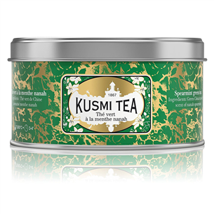 Tēja Spearmint green tea, Kusmi Tea