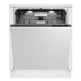 Интегрируемая посудомоечная машина, Beko / 14 комплектов