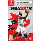 Spēle priekš Nintendo Switch, NBA 2K18
