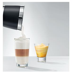 Automātisks piena putotājs Hot & Cold, Jura