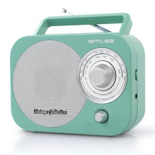 Radio M-055 RG, Muse