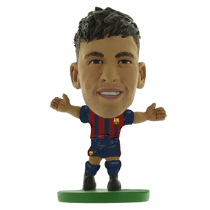 Statuete Neymar Jr FC Barcelona, SoccerStarz