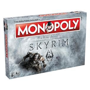 Galda spēle Monopoly - Skyrim