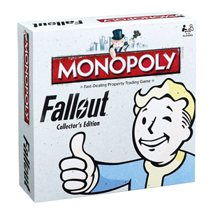 Galda spēle Monopoly - Fallout