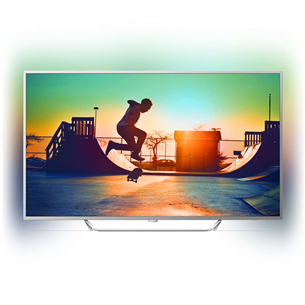 43 Ultra HD LED LCD televizors, Philips / Android TV