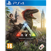 Игра для PlayStation 4, ARK: Survival Evolved